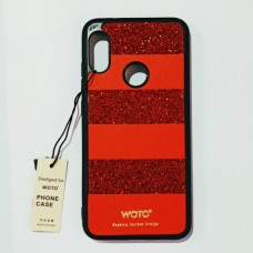 Бампер для Xiaomi A2 Lite, Redmi 6 Pro Красный