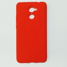 Бампер для Huawei Y7 2017 року Червоний