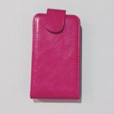 Чехол откидной для  Samsung Galaxy Star 2 G130e Розовый