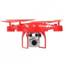 """Квадрокоптер """"Drone"""" з камерою 4К Червоний"""