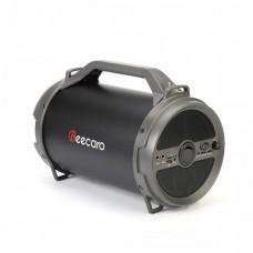 Портативная колонка Beecaro GS28C Чорний+Сірий