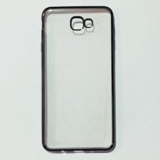 Бампер для Samsung J7 Prime Прозрачный