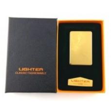 USB зажигалка z024 Золотой