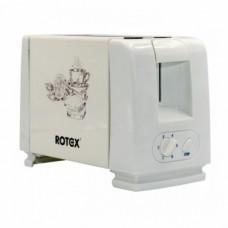 Тостер Rotex RTM110-W 750W Белый