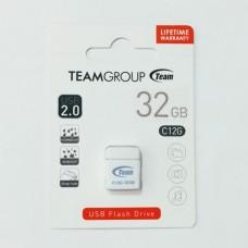 USB Flash накопичувач Team Group C12G 32GB Білий