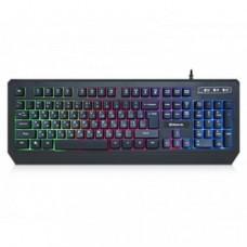 Компьютерная клавиатура Real-El Comfort 7001 Черный