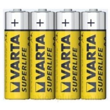 Батарейка пальчиковая щелочная Varta LR6