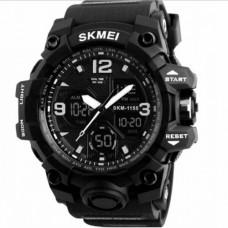 Спортивные часы Skmei 1155B Черный