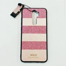 Бампер для Xiaomi Note 8 Pro Розовый
