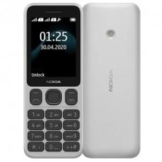 Телефон Nokia 125 Dual Sim TA-1253 White
