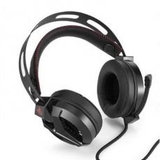 Навушники ігрові для ПК Onikuma M180 Pro Чорний+Синій