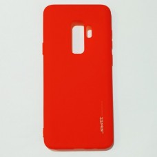 Бампер для Samsung S9 Plus Smit Красный