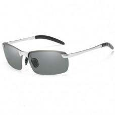 Очки фотохромные, поляризованные AIELBRO2 Серебро