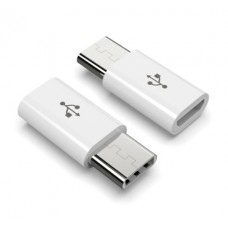 OTG Переходник TYPE C - micro USB MIX COLOR