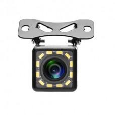 Автомобильная камера заднего вида 12 IR Camera Черный