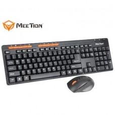 Игровой набор Meetion MK-803 KIT Черный