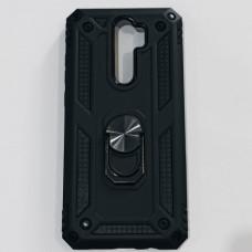 Бампер для Xiaomi Redmi Note 8 Pro Antishock Черный