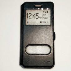 Чехол-книжка для Huawei P10 Черный