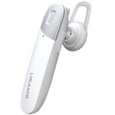 Bluetooth гарнитура Usams US-LD001 Белый