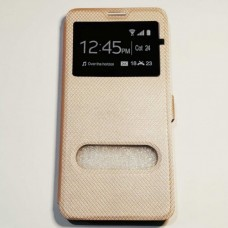 Чехол-книжка для Huawei P-Smart Plus/Nova 3i с теснением Золотой