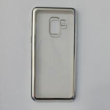 Бампер для Samsung A8 2018 Прозрачный