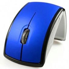 Беспроводная складывающаяся компьютерная мышь Синий