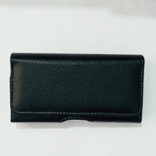 Универсальный чехол на пояс для телефона 5,3  дюймов Черный