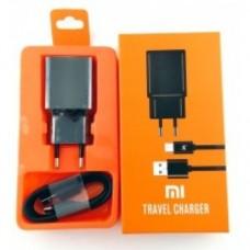 Сетевое зарядное устройство Xiaomi 2,5 A micro USB 3.0 Quick Charge Черный