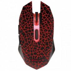 Ігрова комп'ютерна мишка XTRIKE GM-205 BK USB Чорний