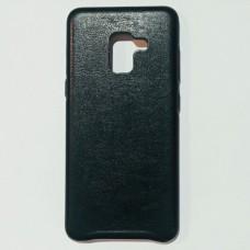 Бампер для Samsung A530 A5 2018 Черный