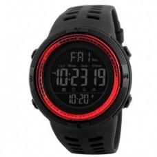 Спортивные часы Skmei 1251 Черный+Красный