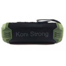 Портативная колонка Koni Strong KS280 Зеленый