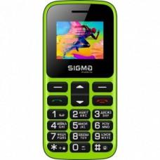 Мобільний телефон Sigma Comfort 50 Hit 2020 Green