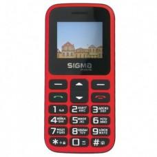 Мобільний телефон Sigma Comfort 50 Hit 2020 Red