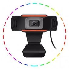 Web камера HD с микрофоном Черный