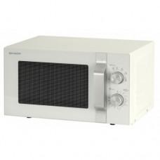Микроволновая печь Sharp R240W 800W Белый