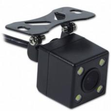 Автомобильная камера заднего вида 4 светодиода