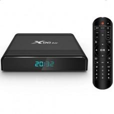 Приставка Смарт ТВ X96 Air 4/32GB Чорний