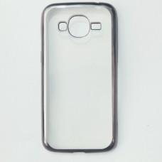Бампер для Samsung j210 Прозрачный