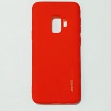 Бампер для Samsung S9 Smit Красный