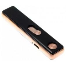 USB зажигалка z333 Черный