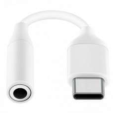 Аудио переходник Type-C 3.5 Samsung Белый