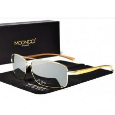 Фотохромные солнцезащитные очки Золотой