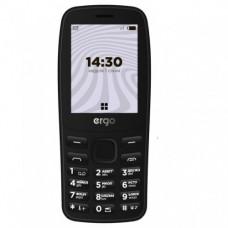 Телефон Ergo B241 Black