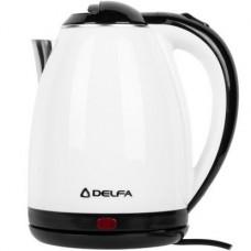 Электрический чайник Delfa DK-3510 X Белый