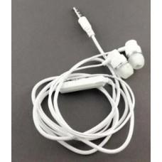 Наушники Husky S22 с микрофоном Белый