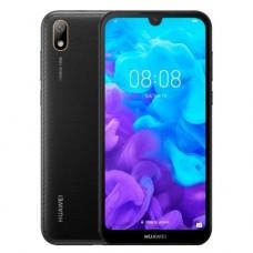 Смартфон Huawei Y5 2019 2/16 GB Black Faux Leather