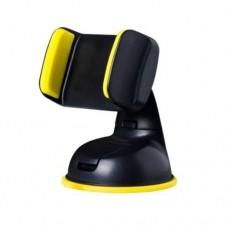 Автомобільний тримач CA5 Чорний+Жовтий