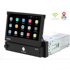 Автомагнитола Hikity SU 9701 Android 8.1 GPS WiFi Черный