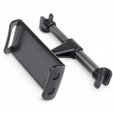 Автомобильный держатель для телефона и планшета 4-11 дюймов Черный
